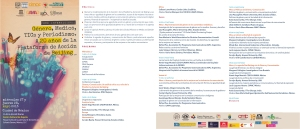 Programa del Foro Internacional.